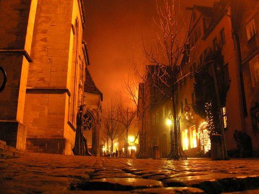 Rothenburg@Night