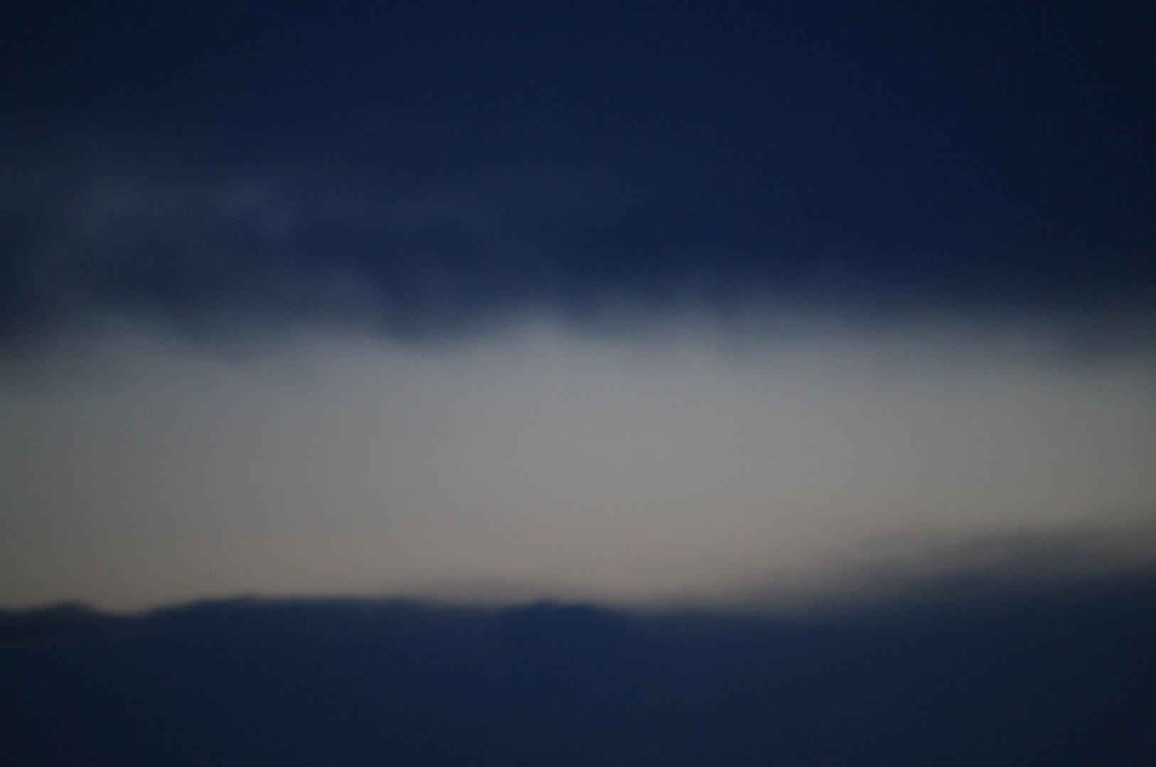 Rothko in the sky