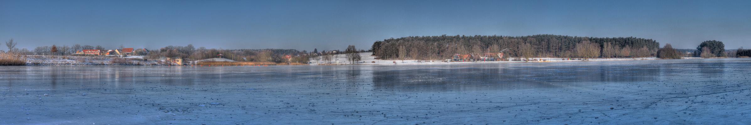 Rothsee Winterpanorama Januar 2012 HDR (4)