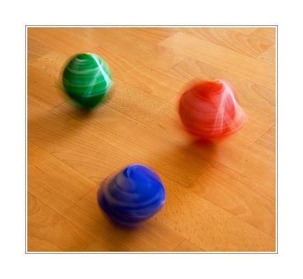 rotierendes Spielzeug
