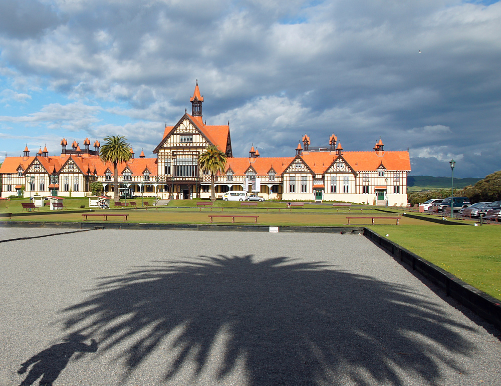 ..Rotorua Museum..
