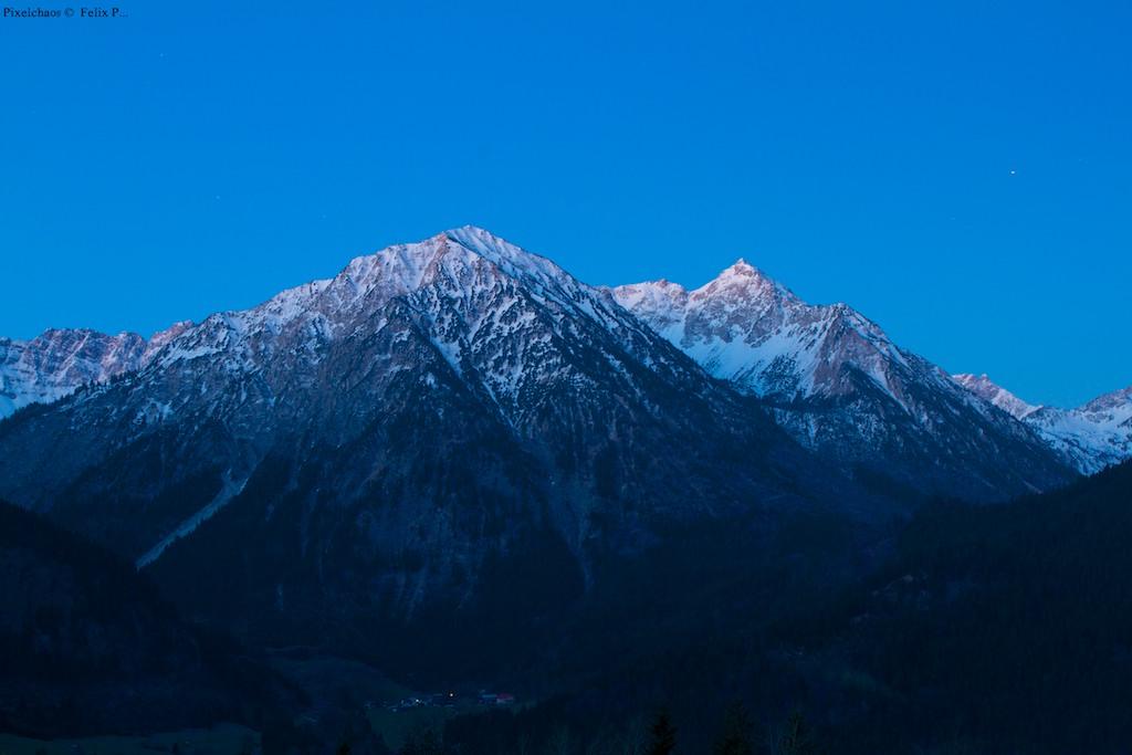 Rotspitze im Allgäu