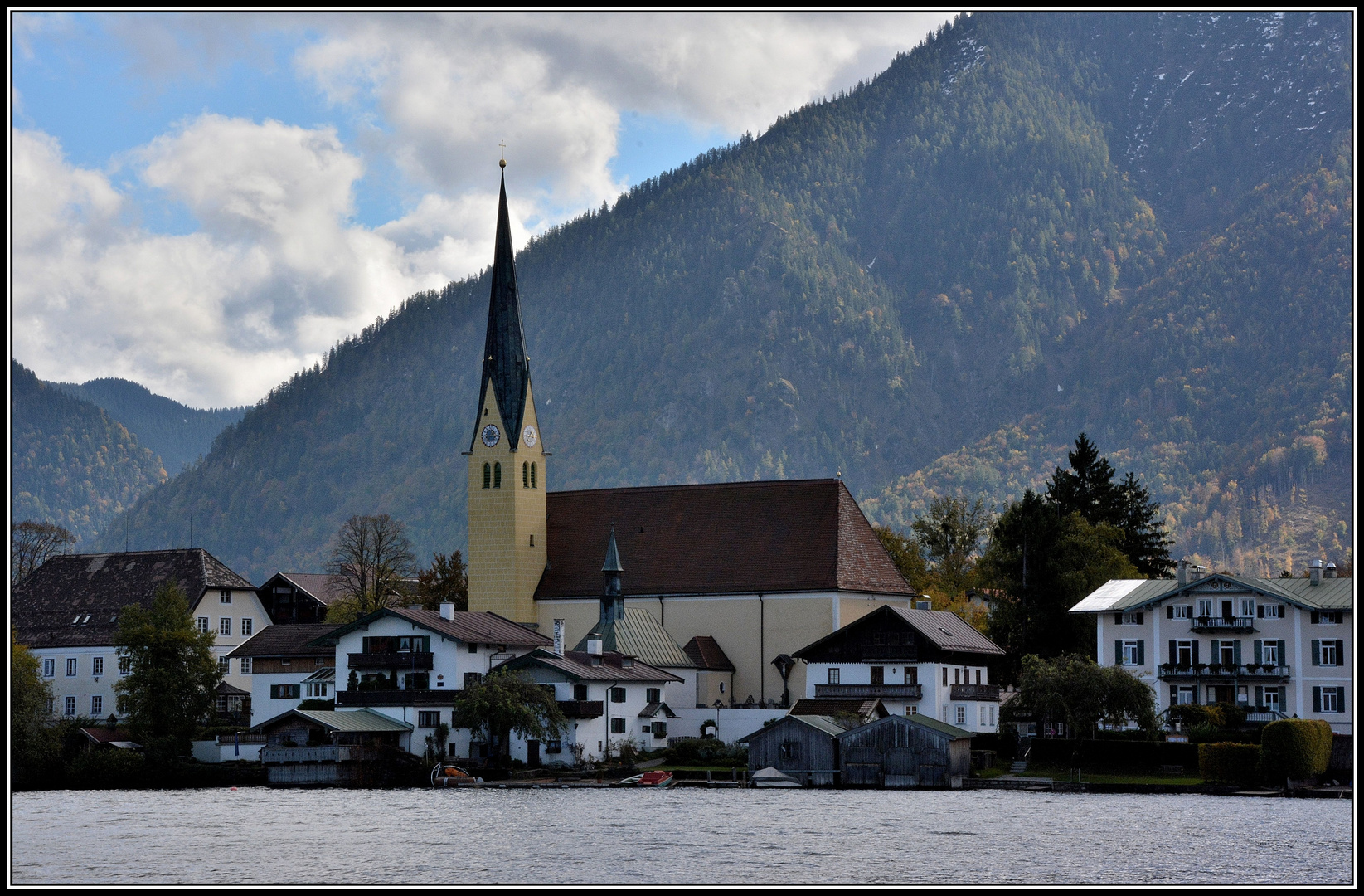 Rottach - Egern am Tegernsee