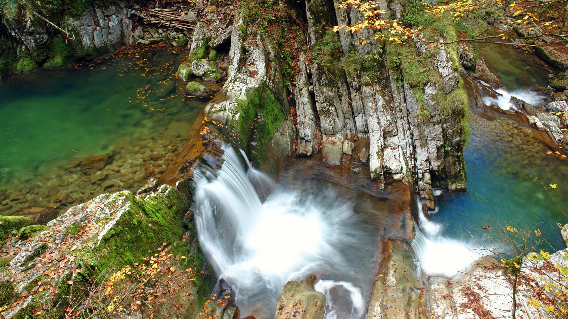 Rottacher Wasserfälle