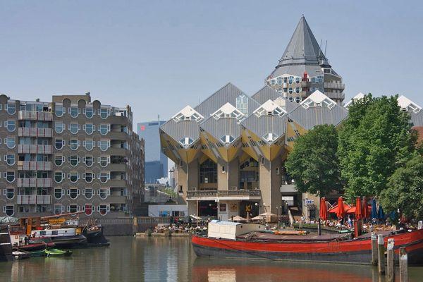 Rotterdam ...