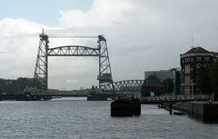 Rotterdam: Drei Brücken auf einmal!