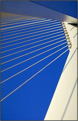 Rotterdam; Erasmusbrücke #1