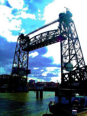 Rotterdam hefbrug