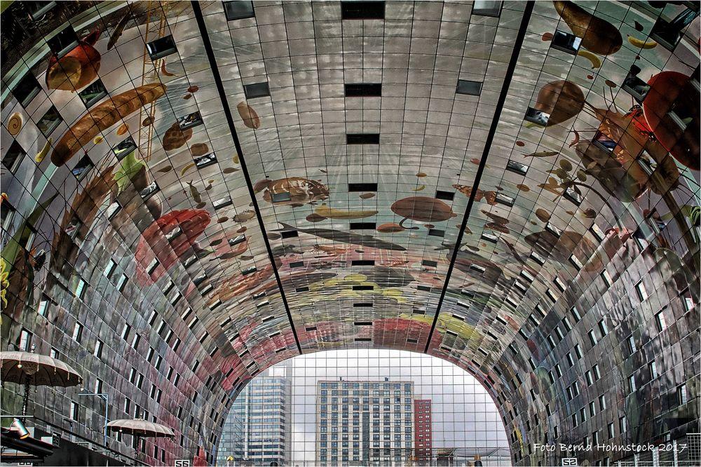 Rotterdam Markthal ...