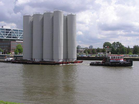 Rotterdam - Nieuwe Maas