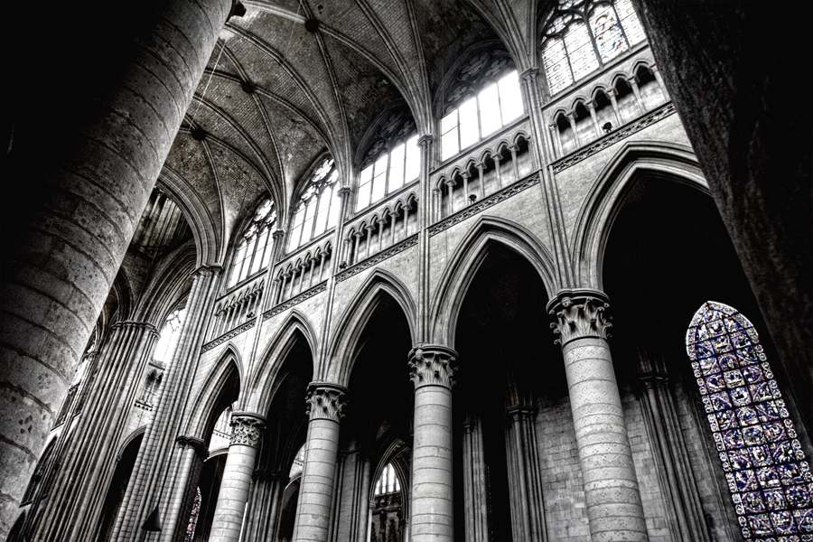 Rouen #8 - Kathedrale Notre Dame