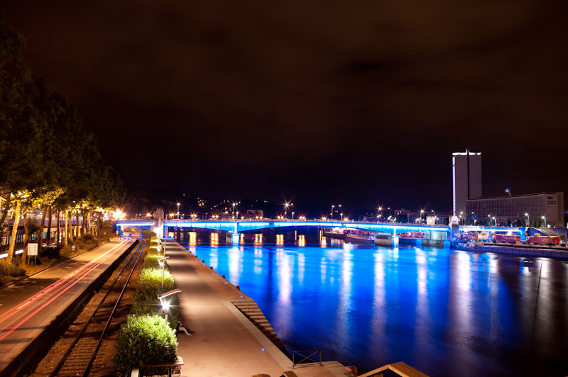 Rouen by night II