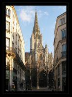 Rouen : Kathedrale ;  13. - 16. Jh.