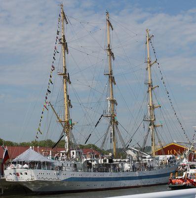 Rouen , la Grande Armada , cette annee .