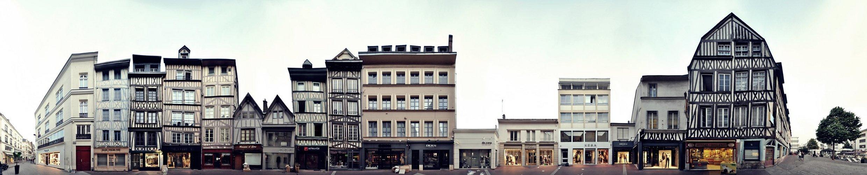 Rouen, Normandie - Rue Ganterie