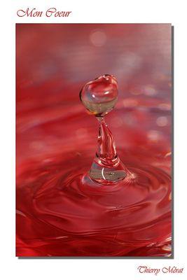 rouge d'eau