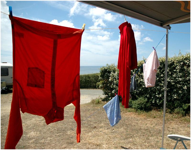 Rouge en Bretagne
