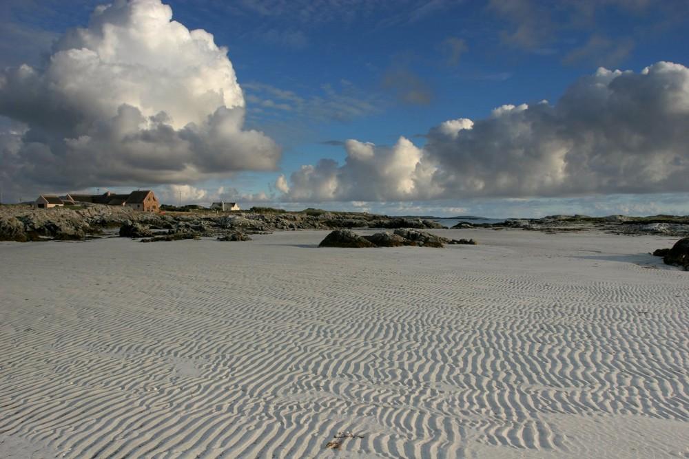 Roundstone Beach