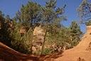 Roussillon, sentier des ocres1