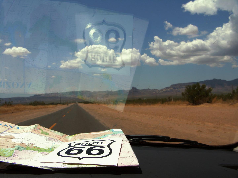 Route 66 - Für B.