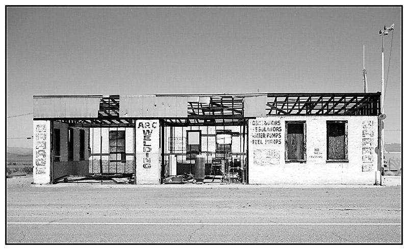 Route 66 - Ludlow, California