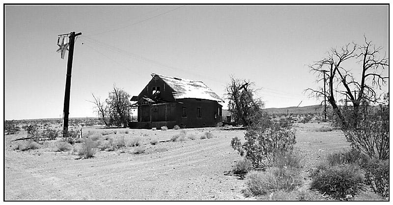 Route 66 - Ludlow Motel, California; USA