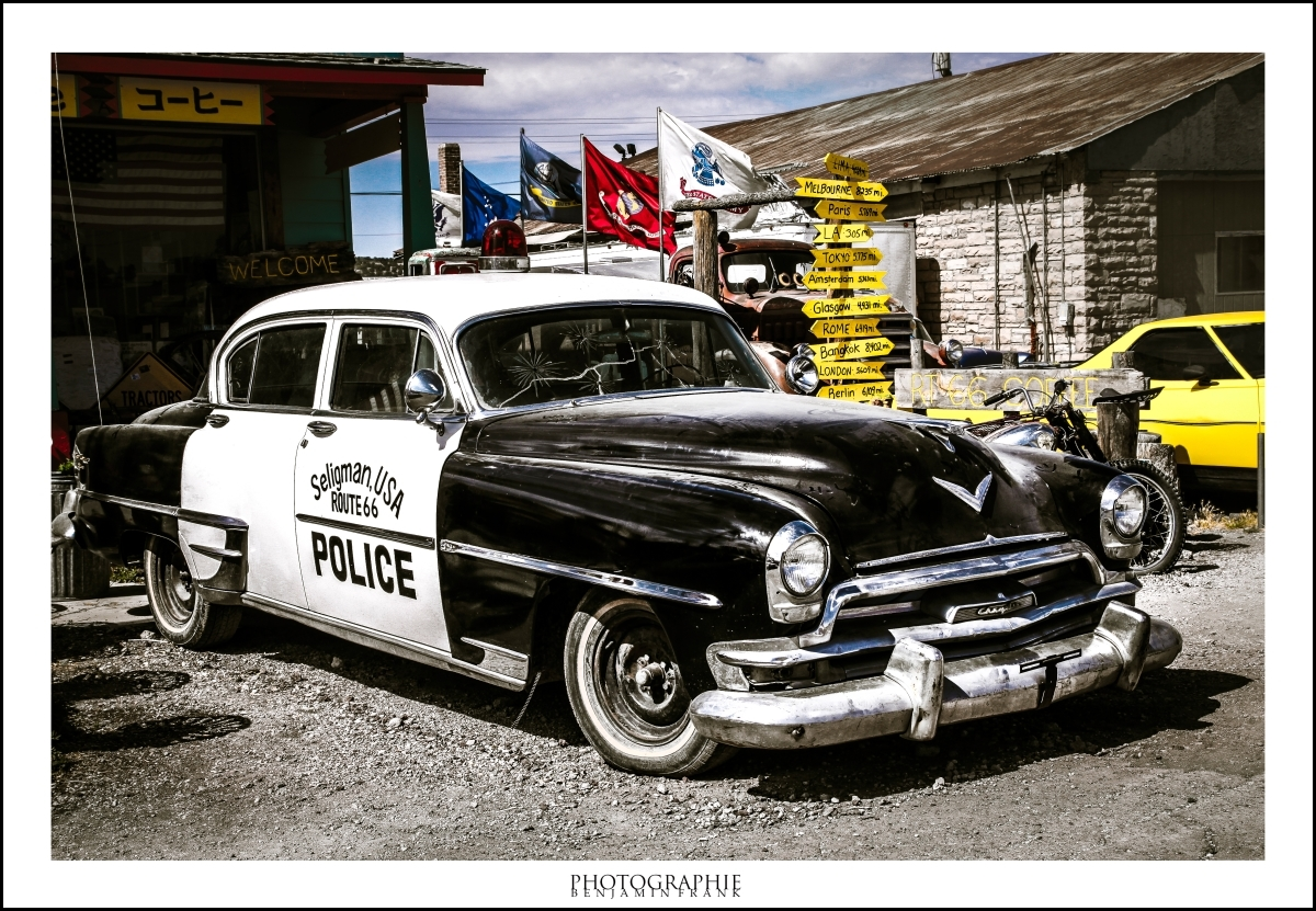 Route 66 Police