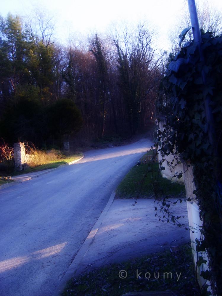 Route sans fin