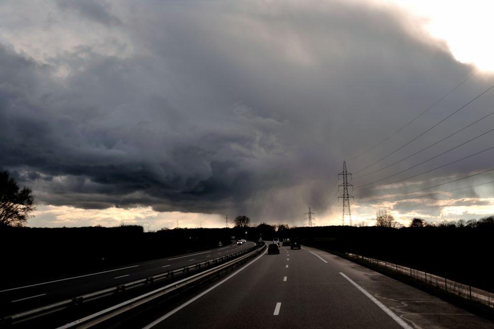 Route to Strasbourg
