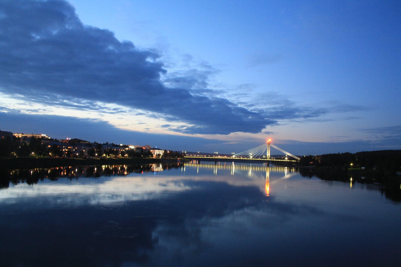 Rovaniemi @Night