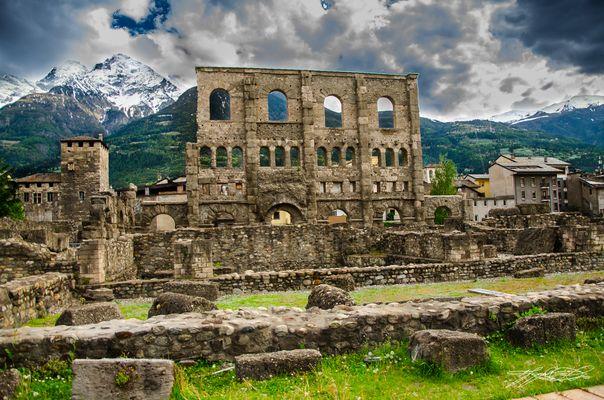 Rovine di Aosta