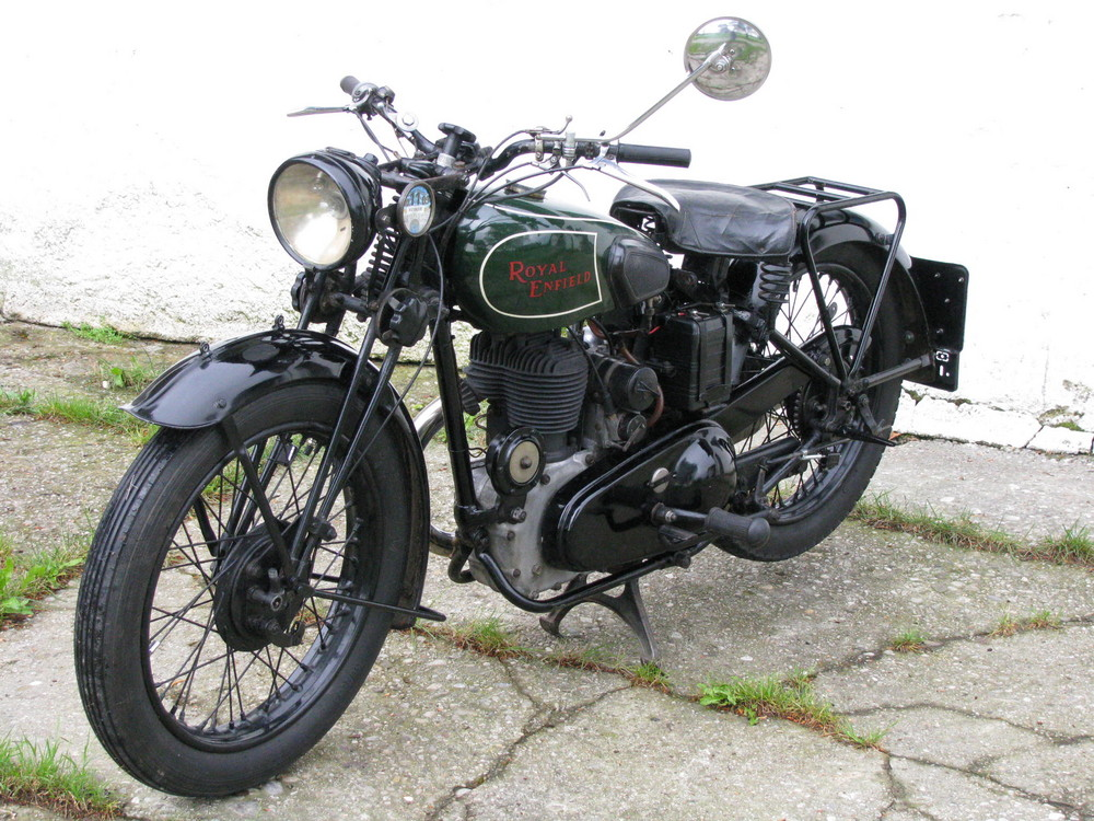 Royal Enfield 350 Model C ( ex WD )