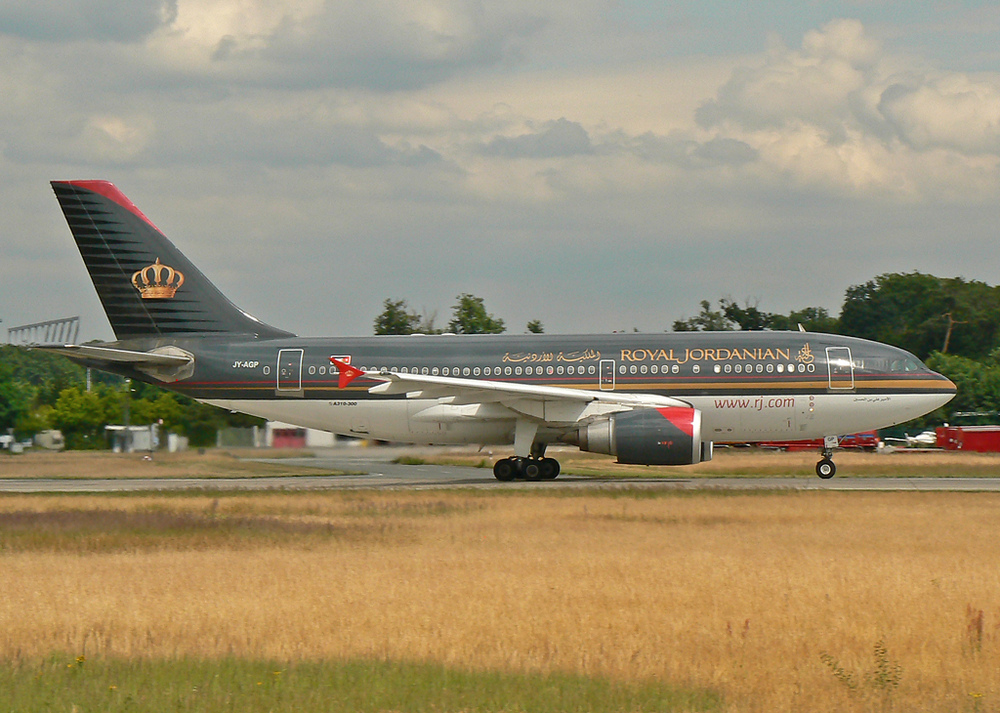 Royal Jordanian A310-300