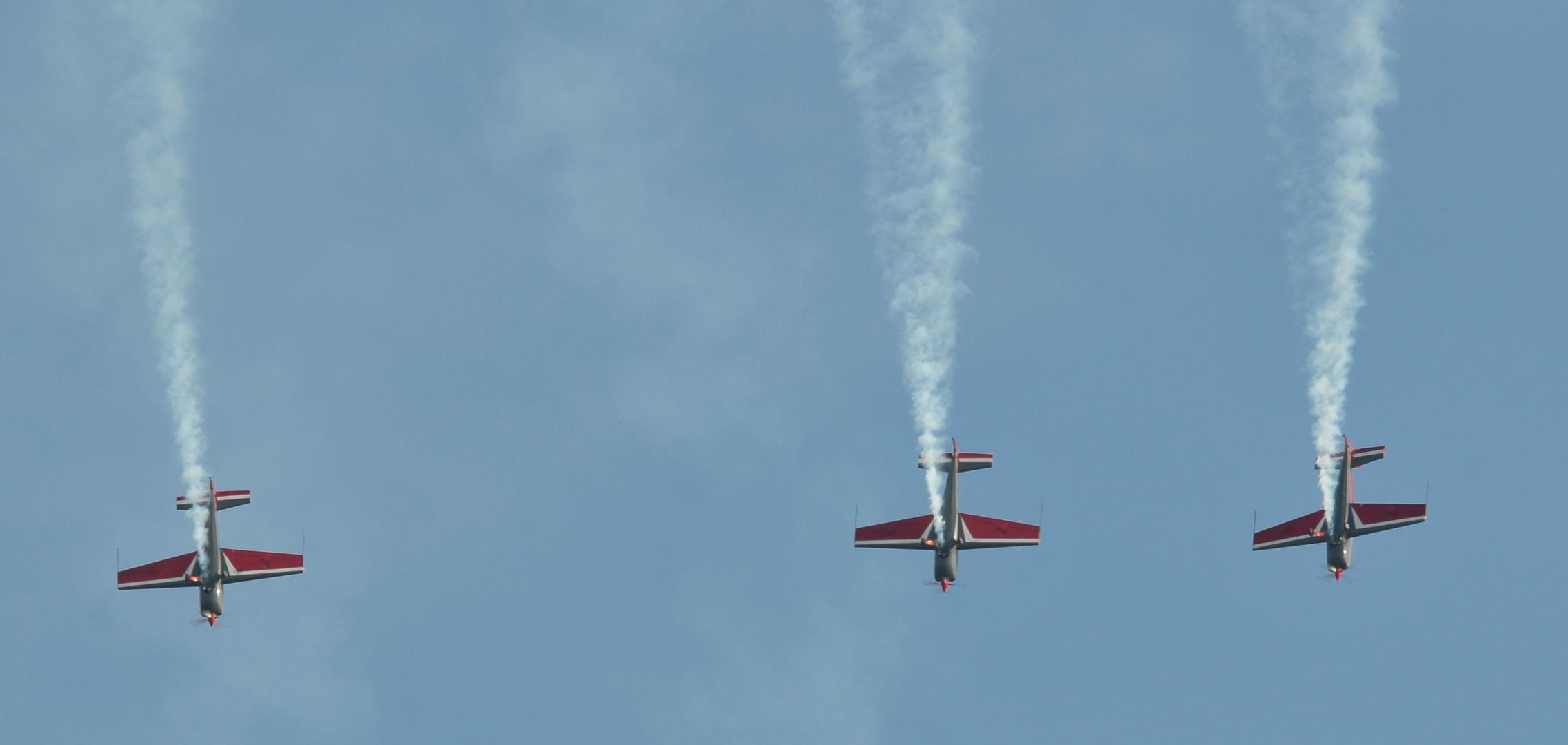 Royal Jordanian Falcons 6