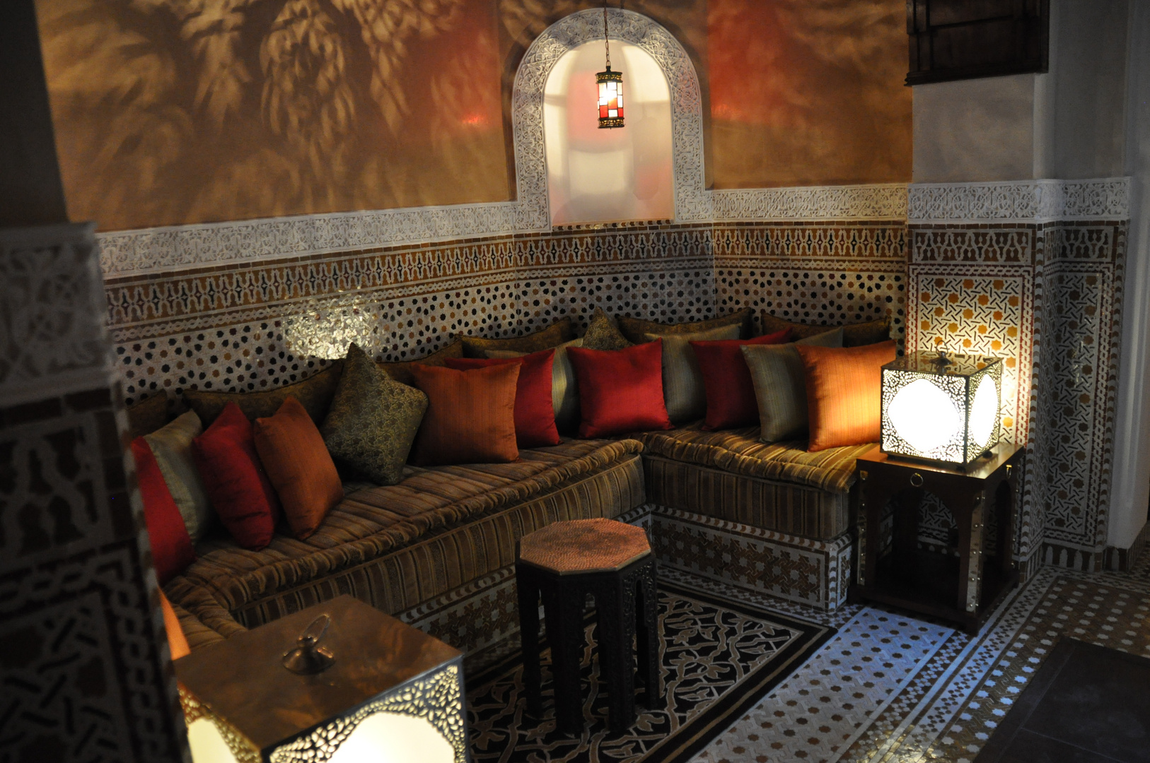 Royal Mansour - owned by the king