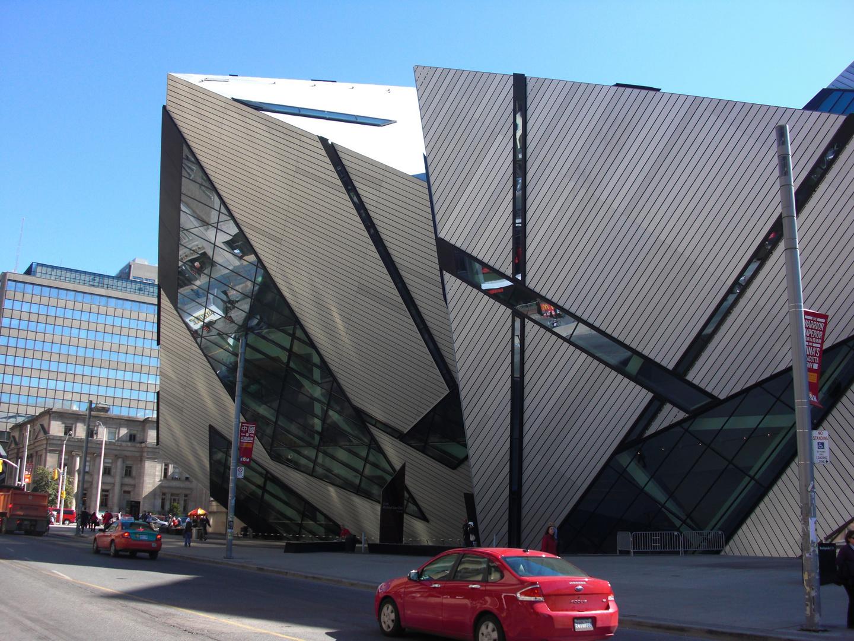 Royal Ontario Museum von Architekt Liebeskind