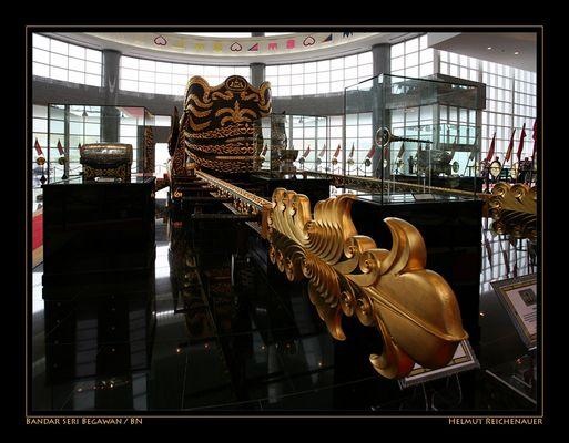 Royal Regalia Museum II, Bandar Seri Begawan / BN