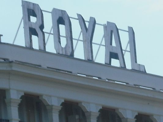 Royal, why not ?
