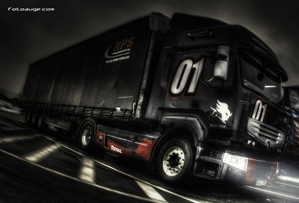 RPS 01 Renault Truck