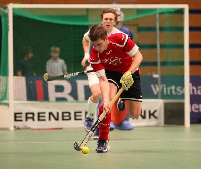 RRK: Deutscher Hallenhockey Meister 2008: Spielszene V