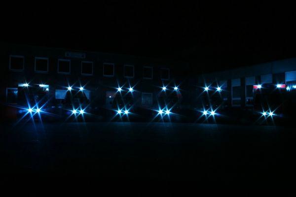 RTW/KTW bei Nacht