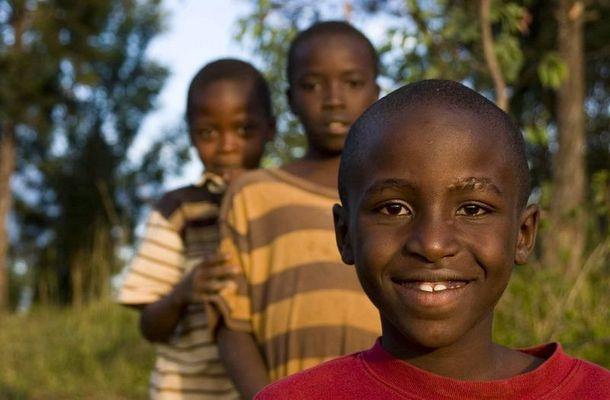 Ruanda: Ein kleiner Begleiter am Mount Kigali