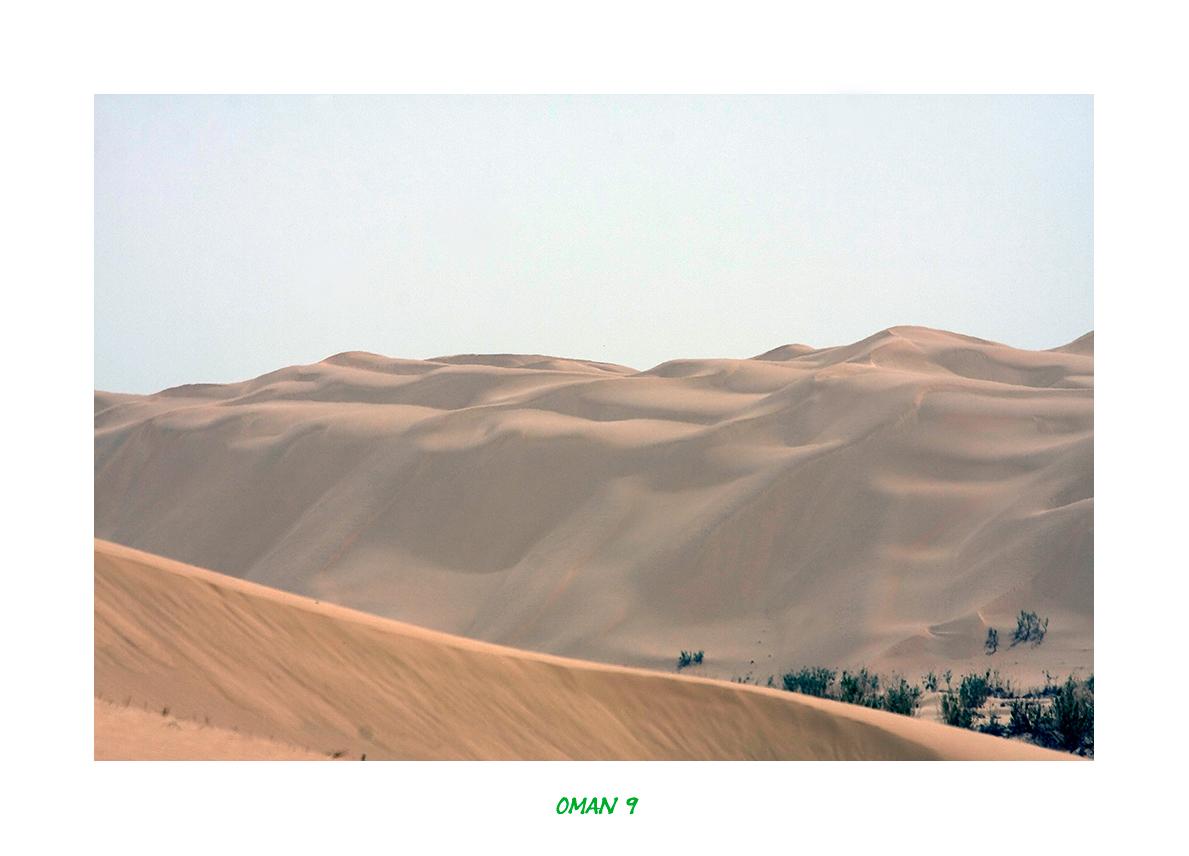 Rubal-Khali Wüste