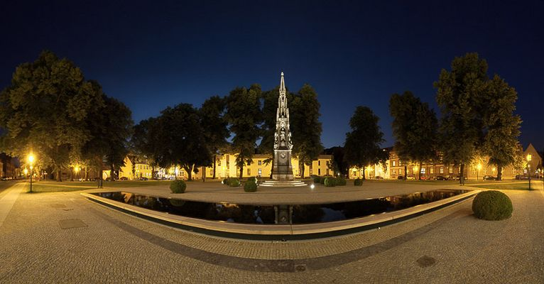 Rubenow Denkmal Greifswald