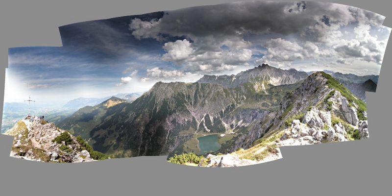 Rubihorn-Panorama...