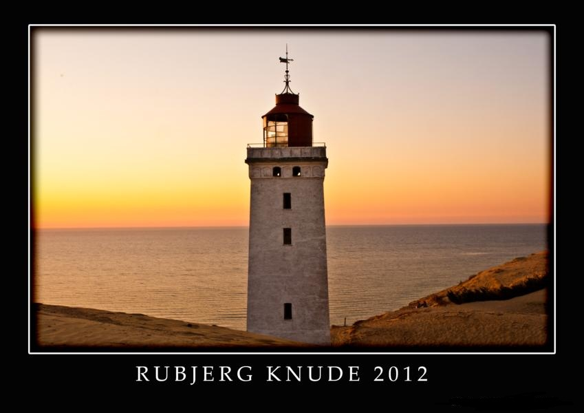 Rubjerg Knude 2012