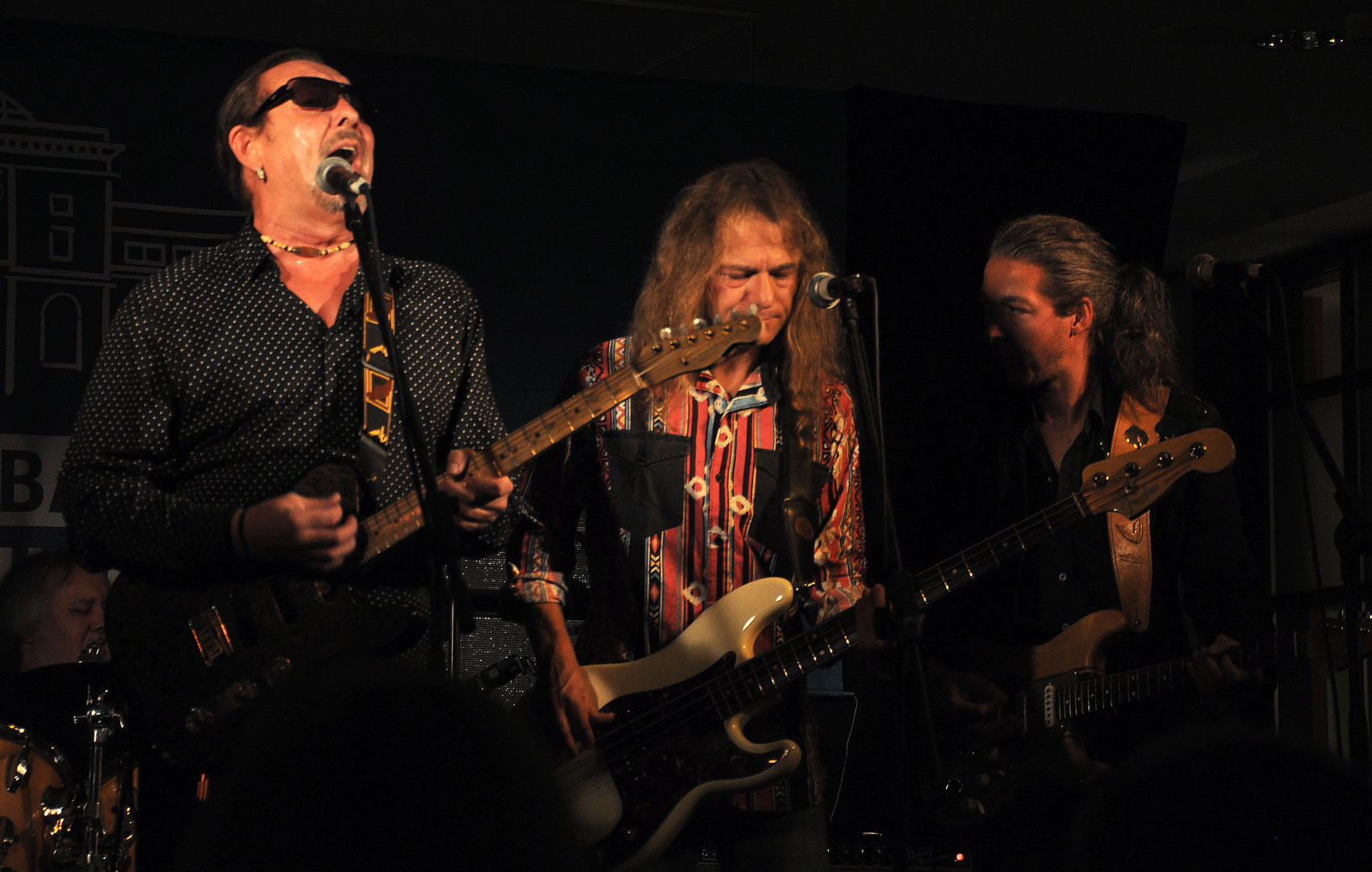 Rudi Madsius & Band..... and Blues