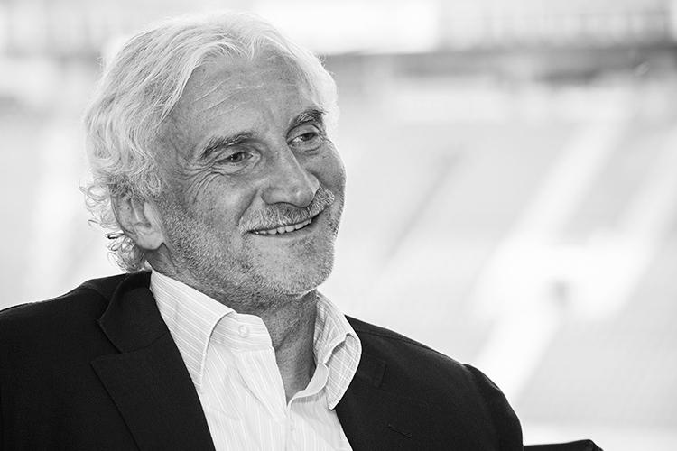 Rudi Völler Interview