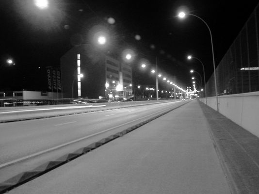 Rue à Genève