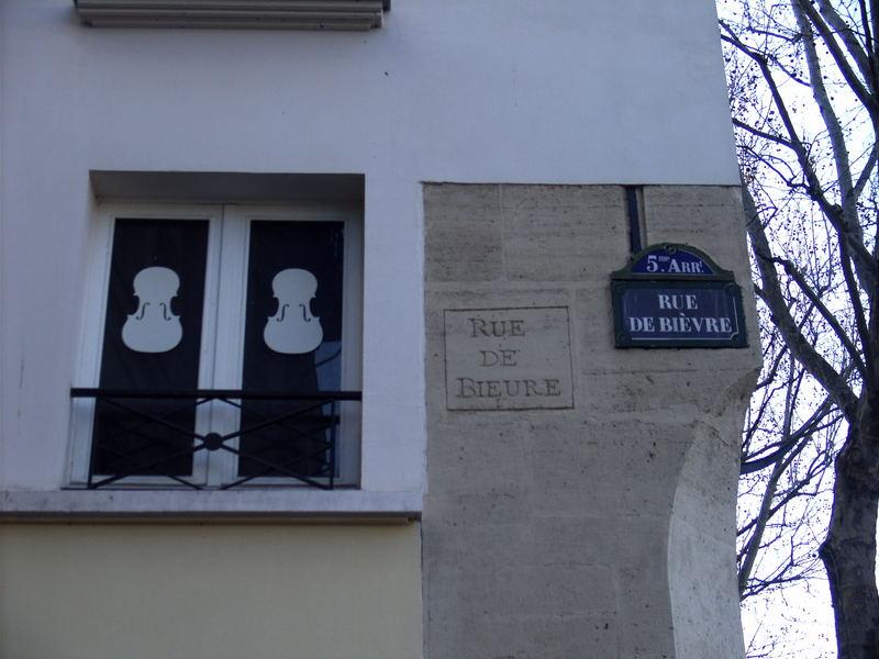 Rue de Bièvre (V. Bezirk)